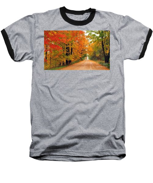 Sunday Drive Baseball T-Shirt