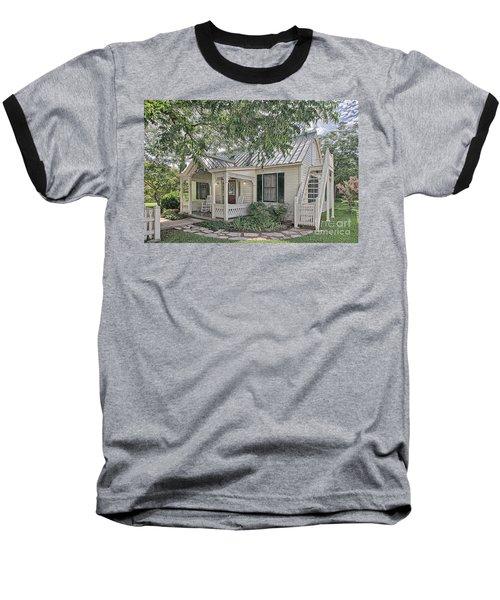 Sunday House Cottage Baseball T-Shirt