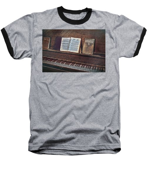 Sunday Hymns Baseball T-Shirt