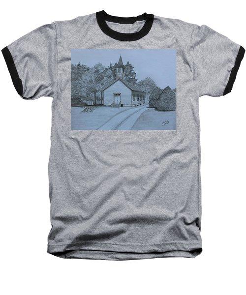 Sunday In Fairview  Baseball T-Shirt by Tony Clark