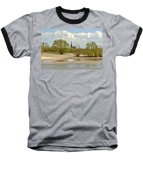 Sunday On The Rhine Baseball T-Shirt