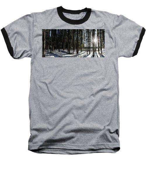 Sundial Forest Baseball T-Shirt
