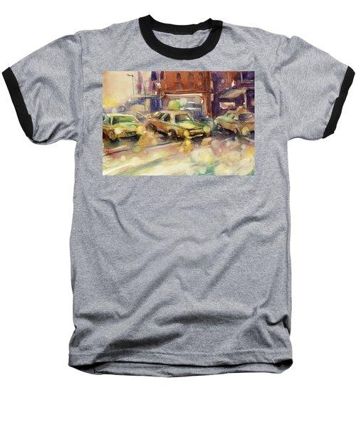Sundrops Baseball T-Shirt by Judith Levins