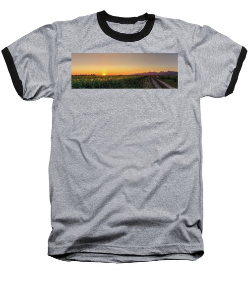 Sunfield Road Baseball T-Shirt