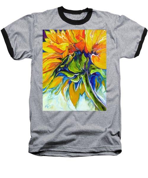 Sunflower Day Baseball T-Shirt