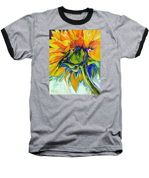 Sunflower Day Baseball T-Shirt