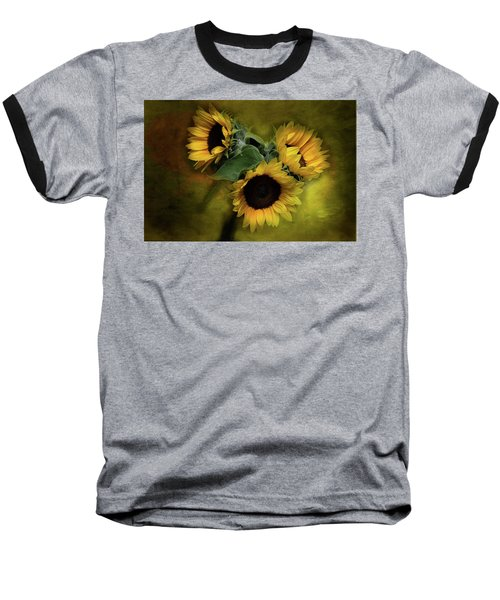 Sunflower Family Baseball T-Shirt