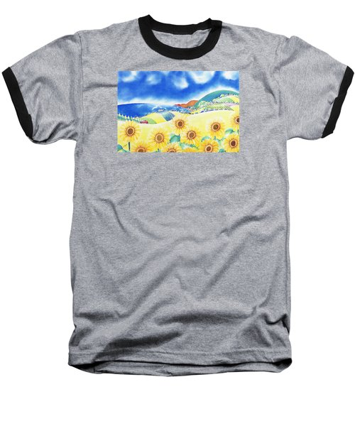 Sunflower Hills Baseball T-Shirt