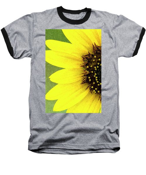 Sunflower Baseball T-Shirt