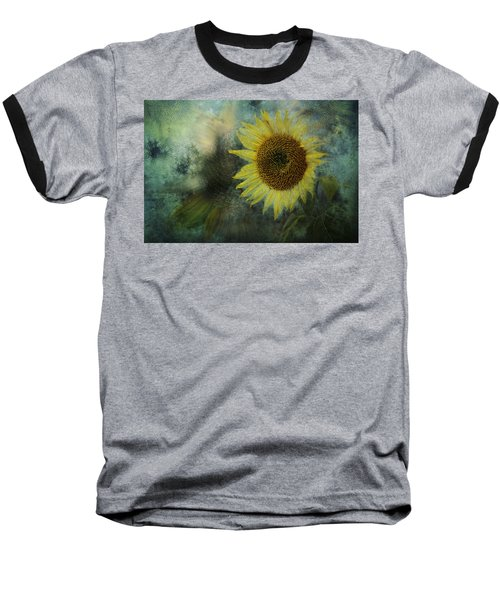 Sunflower Sea Baseball T-Shirt