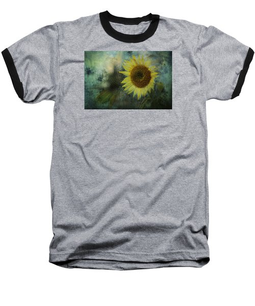 Sunflower Sea Baseball T-Shirt