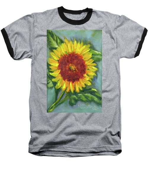 Sunflower Seed Packet Baseball T-Shirt