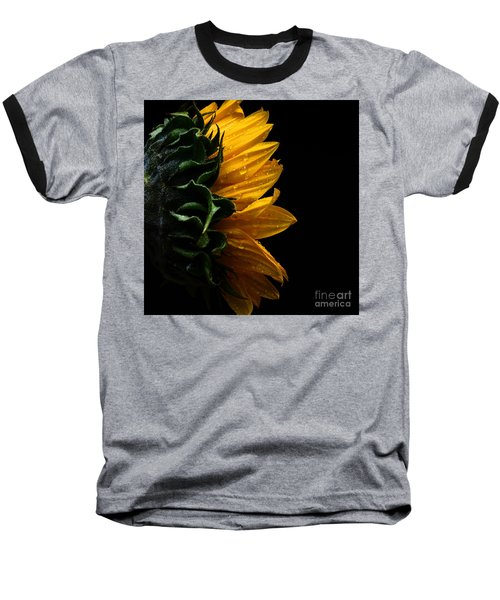 Sunflower Series IIi Baseball T-Shirt