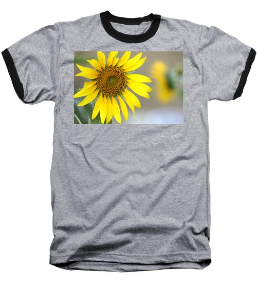 Baseball T-Shirt featuring the photograph Sunflower by Sheila Brown