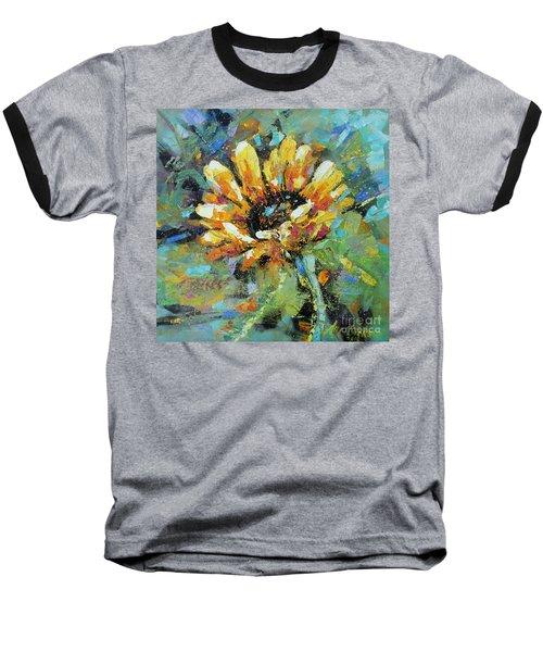 Sunflowers II Baseball T-Shirt