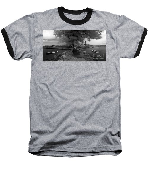 Sunken Boats Baseball T-Shirt