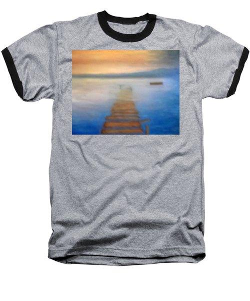Sunken Dreams Baseball T-Shirt
