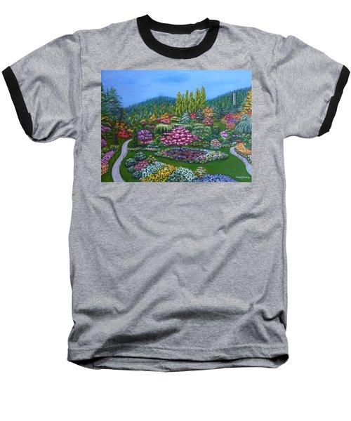 Sunken Garden Baseball T-Shirt