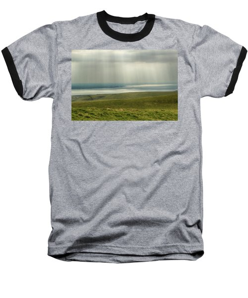 Sunlight On The Irish Coast Baseball T-Shirt