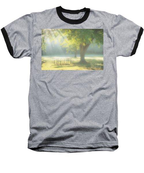 Sunlit Morning Baseball T-Shirt