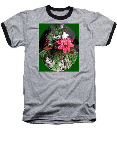 Sunlit Centerpiece Baseball T-Shirt