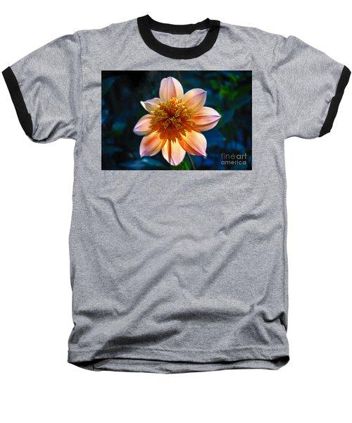 Sunlite Dahlia  Baseball T-Shirt