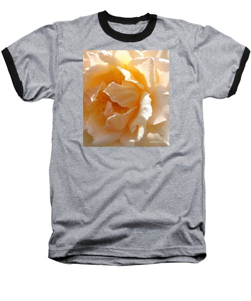 Baseball T-Shirt featuring the photograph Sunny Delight by Fred Wilson
