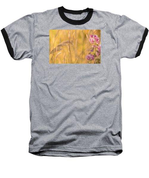 Sunny Garden 2 Baseball T-Shirt