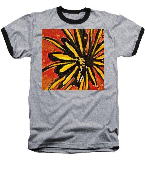 Sunny Hues Watercolor Baseball T-Shirt