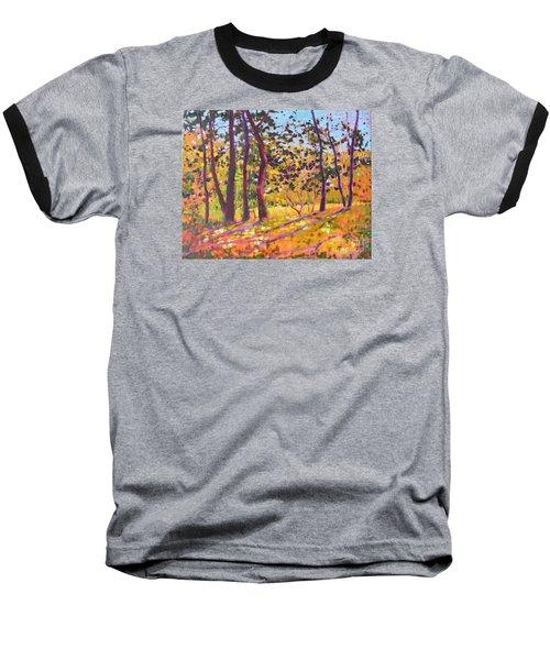 Sunny Place Baseball T-Shirt