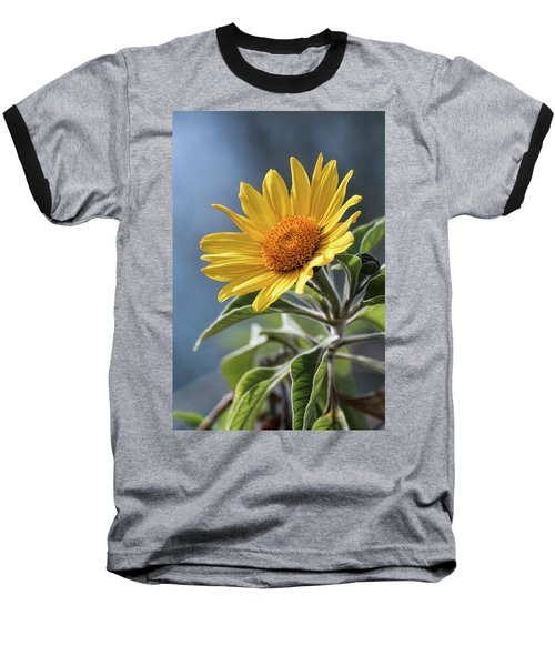 Baseball T-Shirt featuring the photograph Sunny Side Up  by Saija Lehtonen