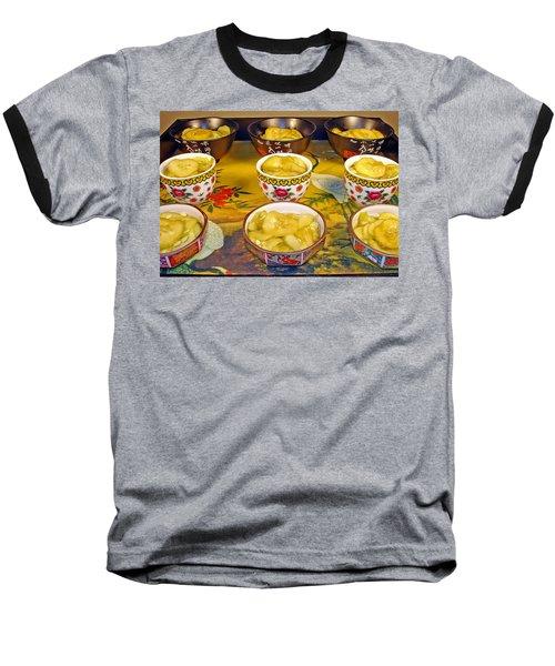 Sunomono In Japanese Teacups Baseball T-Shirt