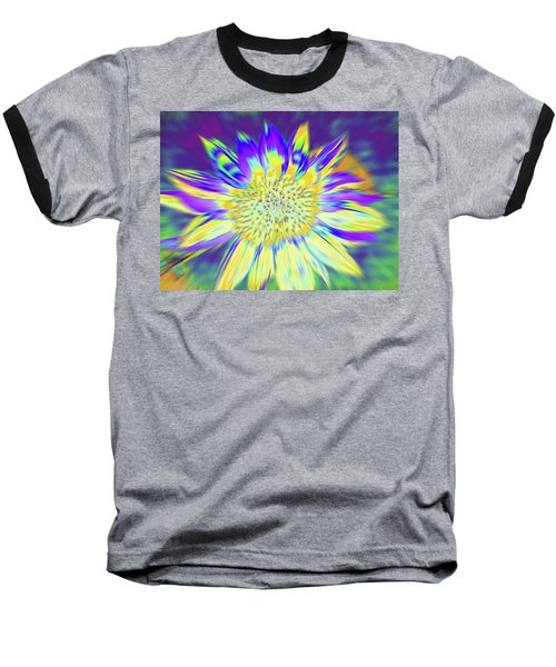 Sunpopped Baseball T-Shirt