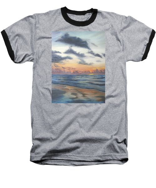 Sunrise 02 Baseball T-Shirt