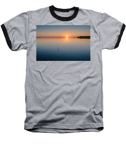 Sunrise Along The Pinellas Byway Baseball T-Shirt