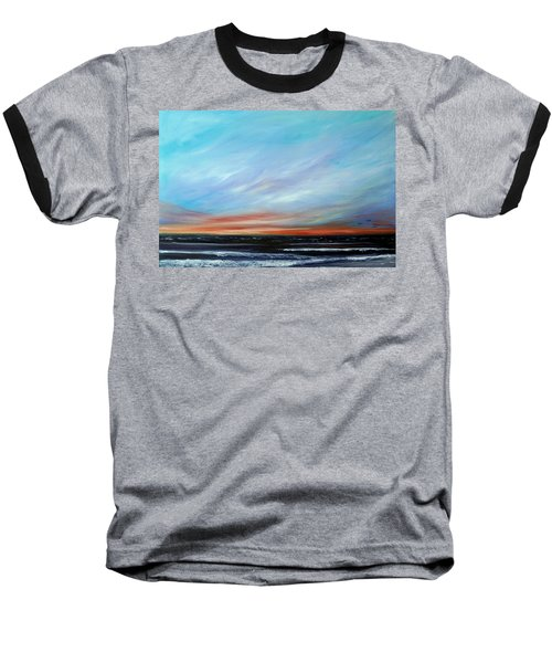 Sunrise And The Morning Star Eastern Shore Baseball T-Shirt