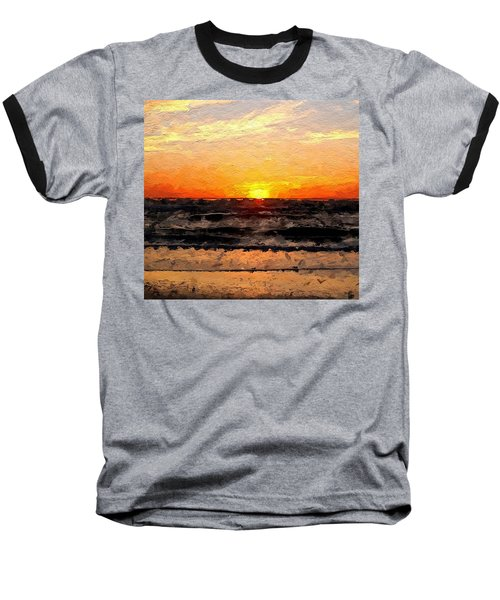 Sunrise Baseball T-Shirt