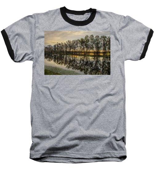 Sunrise At Brazos Baseball T-Shirt