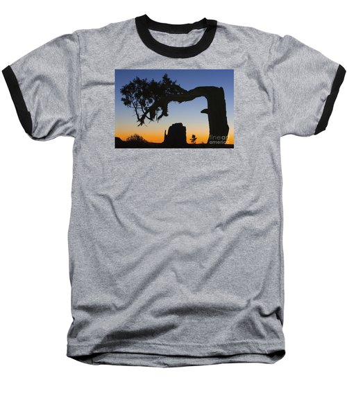 Baseball T-Shirt featuring the photograph Sunrise At East Mitten by Jerry Fornarotto