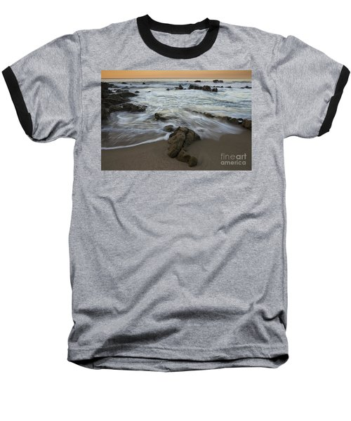Sunrise At Laguna Beach Baseball T-Shirt