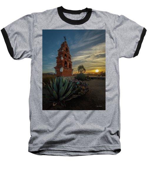Sunrise At San Miguel Baseball T-Shirt