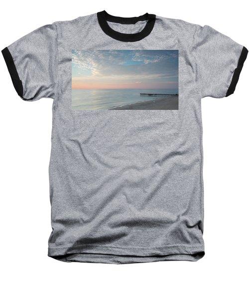 Sunrise At Sandbridge, Va Baseball T-Shirt