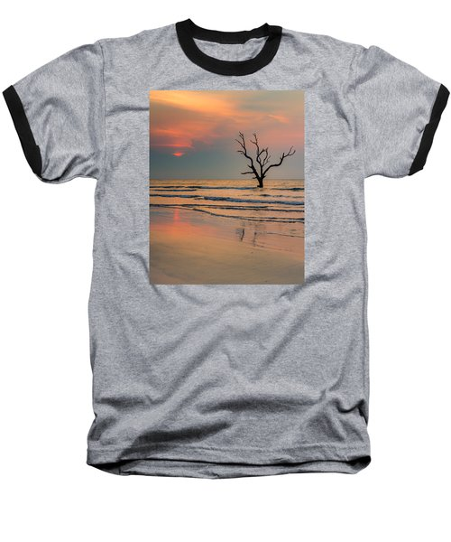 Baseball T-Shirt featuring the photograph Sunrise At The Boneyard by Patricia Schaefer