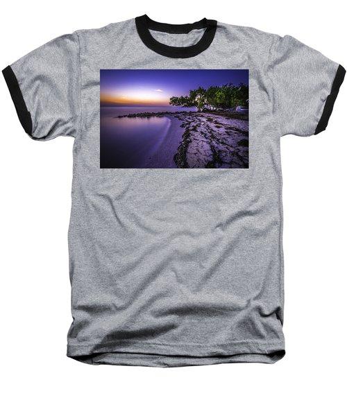 End Of The Beach Baseball T-Shirt