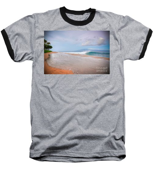 Baseball T-Shirt featuring the photograph Sunrise Break by Kelly Wade