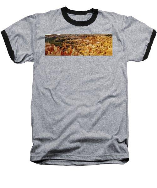 Sunrise Bryce Canyon Baseball T-Shirt