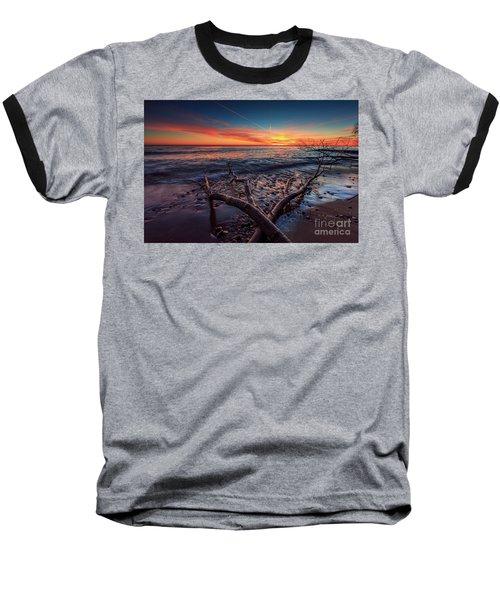Sunrise Crossing  Baseball T-Shirt