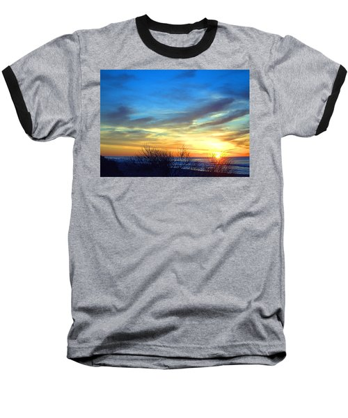 Sunrise Dune I I Baseball T-Shirt
