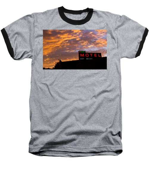 Sunrise Enters Capitola Baseball T-Shirt