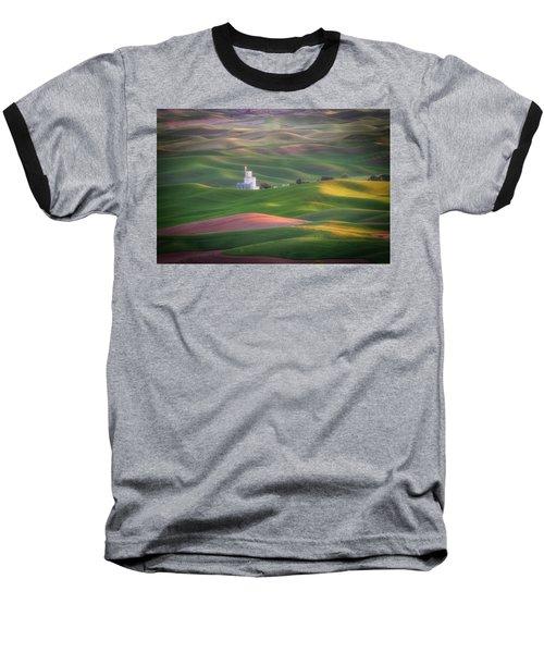 Sunrise From Steptoe Butte. Baseball T-Shirt